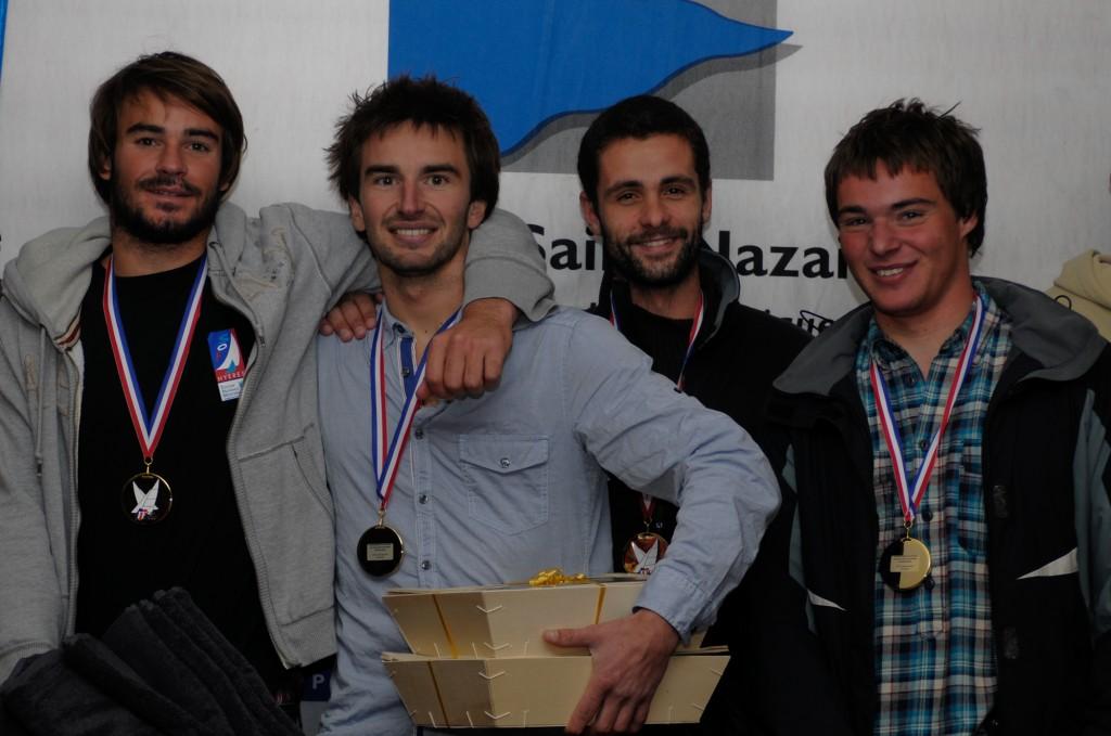 CFMR Espoirs, victoire de Nicolas Andrieu