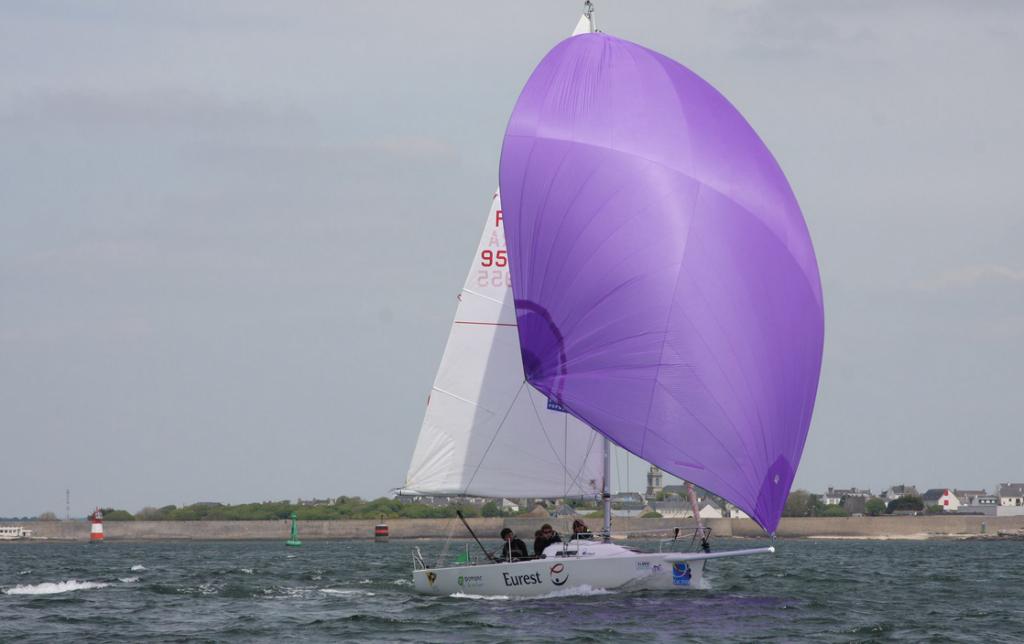 [Régate en flotte] Grand Prix du Crouesty  – L'avenir du club nautique APCC continue de faire ses preuves