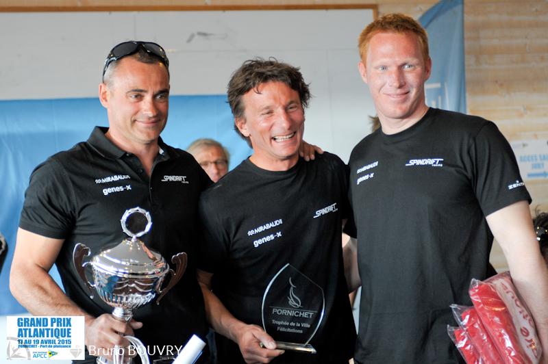 Yann Guichard vainqueur du Grand Prix de l'Atlantique