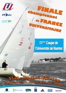 Affiche Voile universitaire 2016