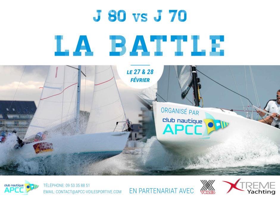 La Battle J70/J80 et la coupe régionale J80
