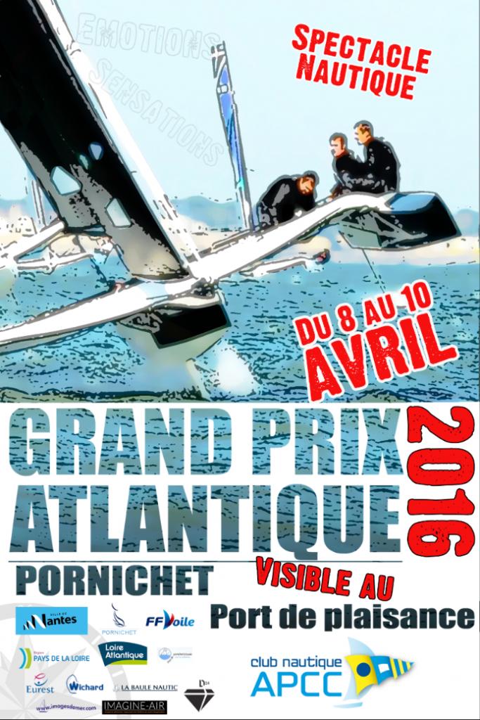 Grand Prix Atlantique 2016 J-1