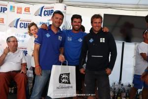 Normandie Cup - Damien Iehl
