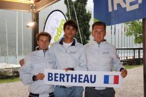 APCC Equipe Jeune - Europe MR