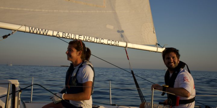 Grand Prix Atlantique : Le grand côtier remporté par Médinger & Ragueneau !